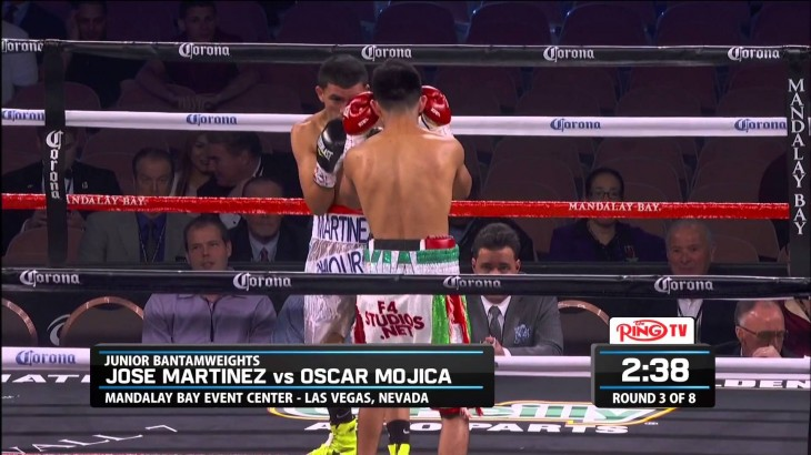 Video Replay – HBO PPV: Cotto vs. Canelo Undercard