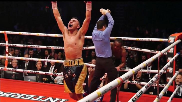 Video – Showtime Boxing: Adrian Granados Upsets Amir Imam