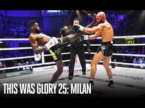 Video – This Was GLORY 25: Behind the Scenes in Milan