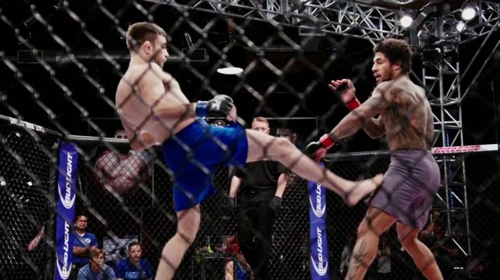 Video – TUF 22 Performance Replay: Hall vs. Rogers & Lobov vs. Gruetzemacher