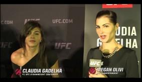 Video – UFC 193: Claudia Gadelha Previews Strawweight Title Fight