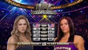 Video – UFC 193 Free Fight: Ronda Rousey vs. Cat Zingano