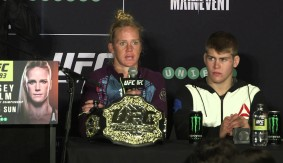Video – UFC 193: Post-Fight Press Conference Highlights