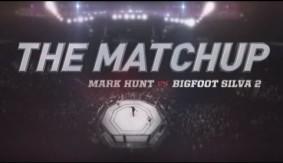 Video – UFC 193: The Matchup: Mark Hunt vs. 'Bigfoot' Silva 2