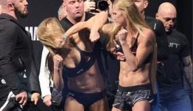 Video – UFC 193: Weigh-in Face-offs