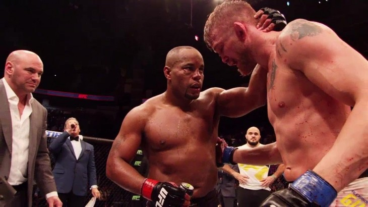 Video – UFC Behind the Scenes: Cormier vs. Gustafsson