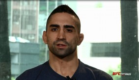 Video – UFC Fight Night Monterrey: Ricardo Lamas Interview Preview