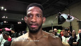 Video – UFC Fight Night Monterrey: Neil Magny Backstage Interview