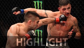 Video – UFC Fight Night Monterrey: Diego Sanchez vs. Ricardo Lamas Highlights