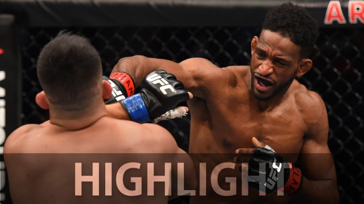 Video – UFC Fight Night Monterrey: Neil Magny vs. Kelvin Gastelum Highlights