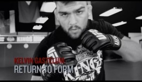 Video – UFC Fight Night Monterrey: Kelvin Gastelum: Return to Form