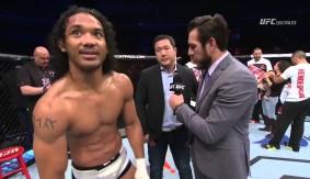 Video – UFC Fight Night Seoul: Henderson, Masvidal Post-Fight Octagon Interviews