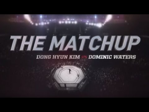 Video – UFC Fight Night Seoul: The Matchup – Kim vs. Waters