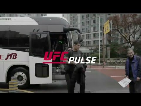 Video – UFC Fight Night Seoul: UFC Pulse Episode 1 & 2