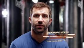 Video – UFC Ultimate Insider: Signature Moves: Luke Rockhold