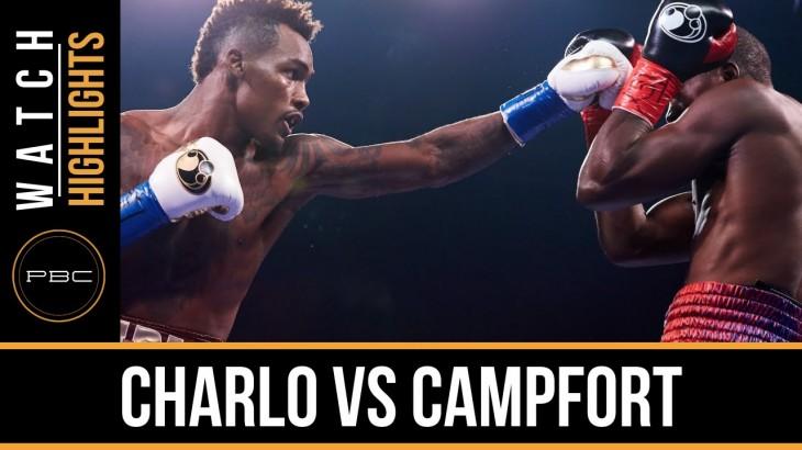 Videos – PBC on NBC: Charlo vs. Campfort Highlights