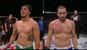Videos – UFC Fight Night Monterrey: Erick Montano, Enrique Barzola Win TUF: Latin America 2