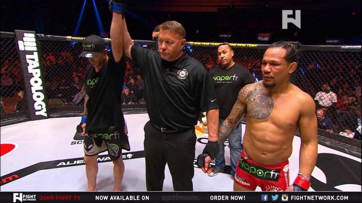 WSOF 25: Lightweight Tournament – Fight Network Recap