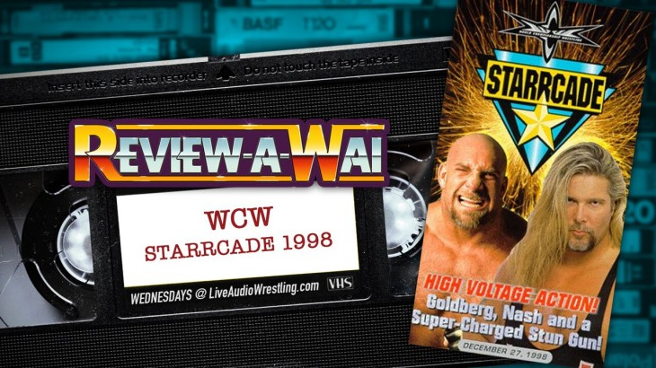 Review-A-Wai – WCW Starrcade '98