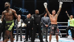 Results & Photos – GLORY 26 Amsterdam & SuperFight Series