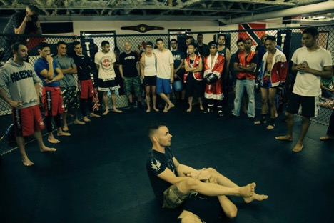 Q&A with Black Devil MMA Head Coach Danny Beauclerc