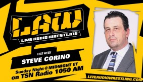 Dec. 6 Edition of The LAW feat. Steve Corino
