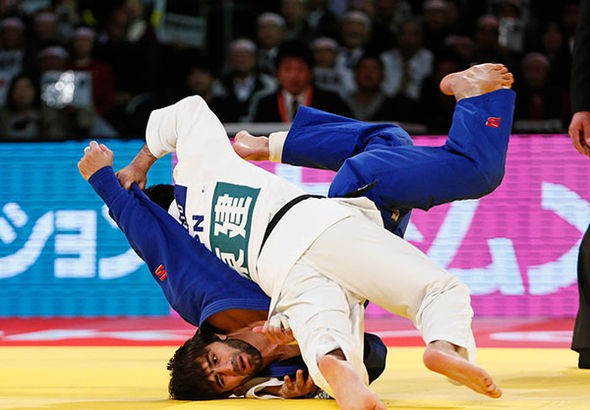IJF Tokyo Grand Slam 2015 Day 1 Recap & Photos