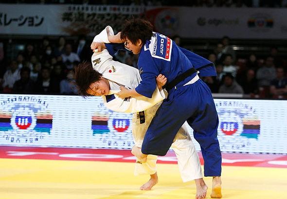 IJF Tokyo Grand Slam 2015 Day 2 Recap & Photos