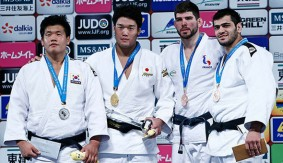 IJF Tokyo Grand Slam 2015 Day 3 Recap & Photos