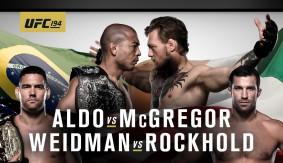 UFC 194: Aldo vs. McGregor & Jacare vs. Romero Preview on Newsmakers