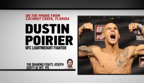 UFC 195: Dustin Poirier on Joe Duffy, Move to Lightweight and More