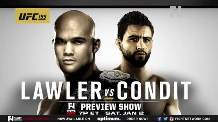 UFC 195 & UFC 196 Previews, RIZIN FF Day 1 Recap on Newsmakers