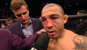 Video – UFC 194: Conor McGregor and Jose Aldo Octagon Interview
