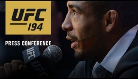 Watch LIVE – UFC 194 Post-Fight Press Conference