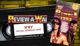 Review-A-Wai – WWF Royal Rumble 1993 w/ Bret Hart & Marty Jannetty