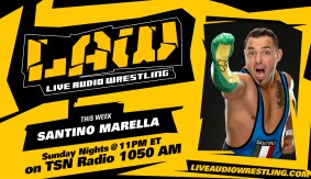 Jan. 17 Edition of The LAW feat. Santino Marella