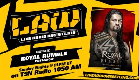 Jan. 24 Edition of The LAW – WWE Royal Rumble 2016 Review