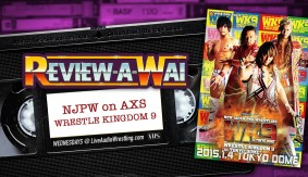 Review-A-Wai – NJPW on AXS TV (Wrestle Kingdom 9)
