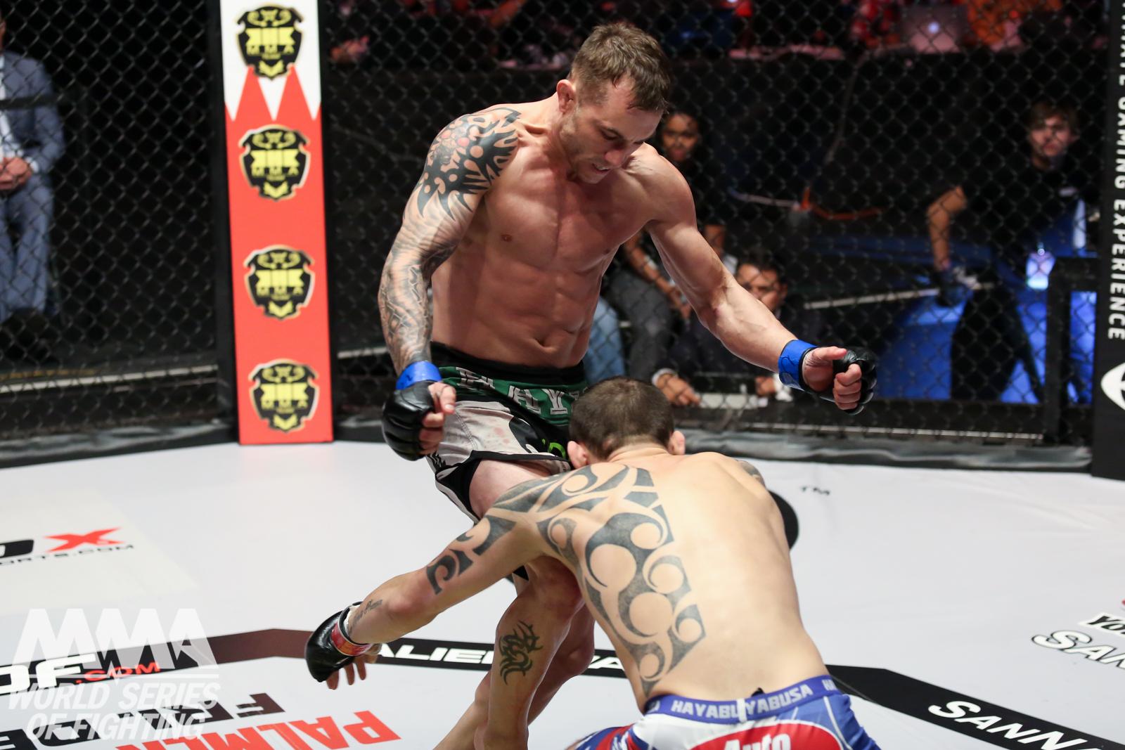 MMA_WSOF29_JustinGaethje_BrianFoster