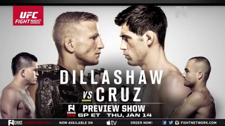 5 Rounds Today – UFC Fight Night Boston & Prestige Fight Club 2 Preview