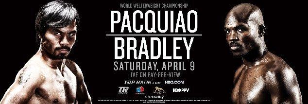 "Bill Dwyre: Pacquiao vs. Bradley 3 – ""The Log in the Ocean"""