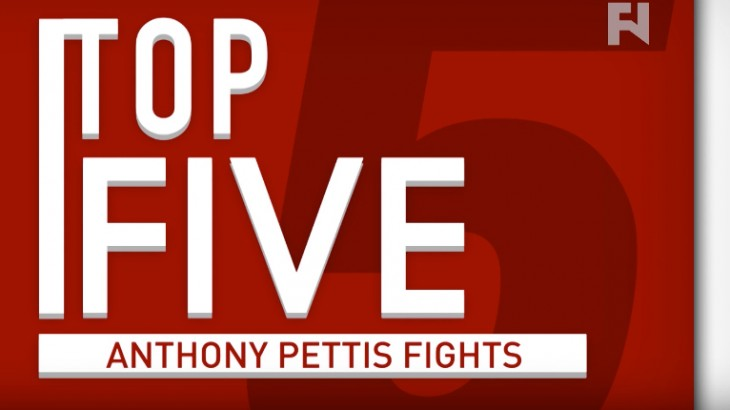 "Top 5 – Anthony ""Showtime"" Pettis Fights"