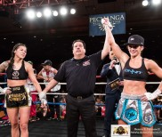 Full Report – Lion Fight 27: Pinca Retains Title, Van Soest Adds Second Crown