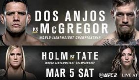 MMA_Header_UFC197_RafaelDosAnjos_ConorMcGregor_HollyHolm_MieshaTate_2016_030516