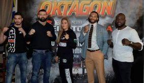 Sakara vs. Rogers Among Seven Fighters Announced for Bellator-Oktagon on April 16 in Italy