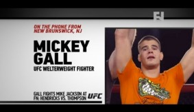 UFC Fight Night Las Vegas: Mickey Gall – 'Without Beating Mike Jackson' There's No CM Punk