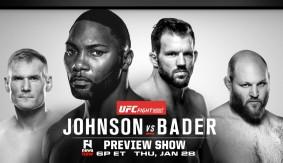 UFC Fight Night New Jersey: Josh Barnett vs. Ben Rothwell – Fight Network Preview