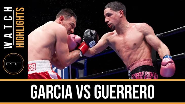 Video Highlights – PBC on FOX: Garcia Claims Vacant WBC Title
