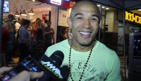 Video – Jose Aldo Media Scrum in Brazil with MMA Fighting