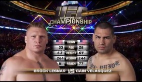 Video – UFC 196 Free Fight: Cain Velasquez vs. Brock Lesnar